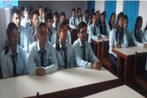 Orientation to B.Sc.Ag Students at Puranchaur Kaski1