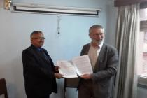MoU between NARIC, Hungary and AFU