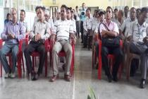 Participants at Welcome Program, Hetauda
