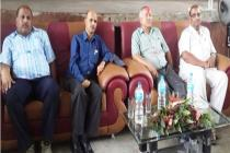 Welcome Program of newly appointed VC Prof. Dr. I.P. Dhakal at Hetauda